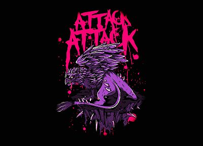 music, band, Attack Attack! - related desktop wallpaper