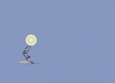 Pixar, lamps - desktop wallpaper
