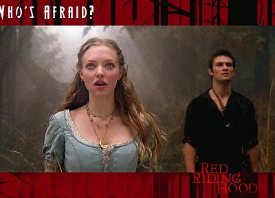 movies, Amanda Seyfried, Red Riding Hood (movie) - related desktop wallpaper