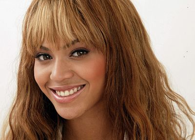 women, American, black people, Beyonce Knowles, bangs - random desktop wallpaper