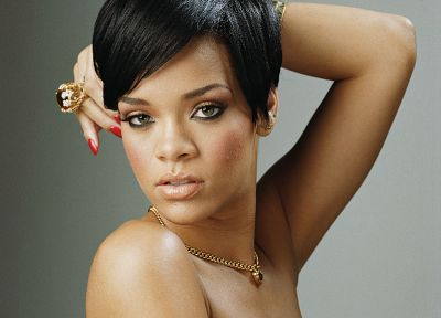 black people, Rihanna, celebrity, singers - random desktop wallpaper