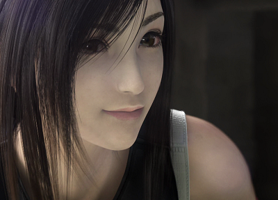 Final Fantasy VII Advent Children, Tifa Lockheart - random desktop wallpaper