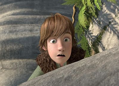 How to Train Your Dragon, Hiccup - random desktop wallpaper
