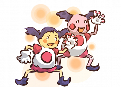Pokemon, Mr. Mime, Hitec - related desktop wallpaper