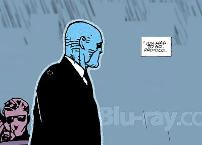 Watchmen, Dr. Manhattan - related desktop wallpaper