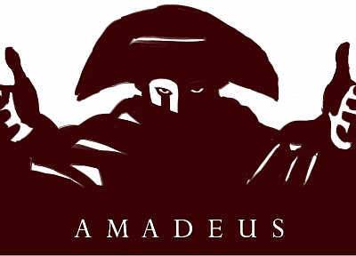 amadeus - random desktop wallpaper