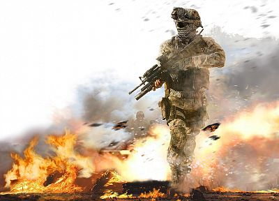 Call of Duty: Modern Warfare 2 - random desktop wallpaper