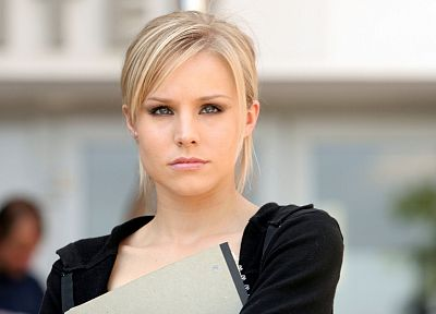 women, Kristen Bell, actress, celebrity - related desktop wallpaper
