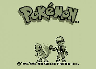 Pokemon, video games, monochrome, Charmander - desktop wallpaper