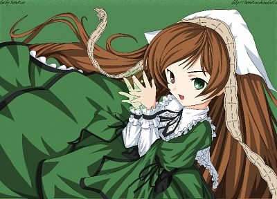 Rozen Maiden, Suiseiseki - related desktop wallpaper