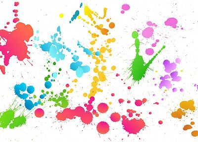 abstract, multicolor, artwork, colors, splashes - related desktop wallpaper
