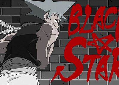 Soul Eater, Black Star - related desktop wallpaper