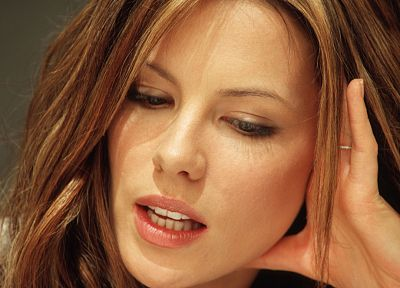 women, actress, Kate Beckinsale - random desktop wallpaper
