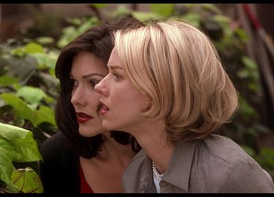 women, movies, Naomi Watts, Laura Harring, Mulholland Dr. - random desktop wallpaper