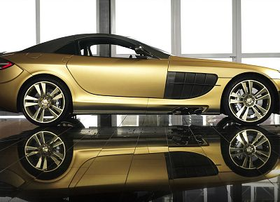 cars, Mercedes-Benz SLR McLaren - desktop wallpaper