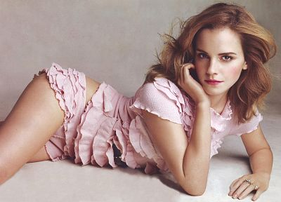 women, Emma Watson, actress, models, Harry Potter - random desktop wallpaper