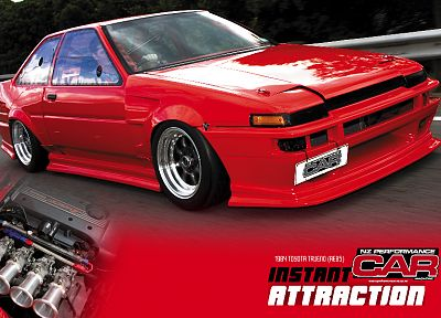 cars, rice, vehicles, Toyota AE86, panda trueno - related desktop wallpaper