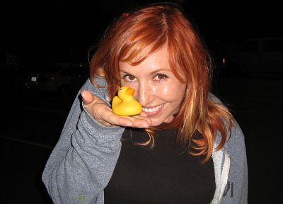 women, Mythbusters, Kari Byron - related desktop wallpaper