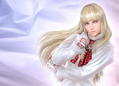 video games, Tekken 6 - random desktop wallpaper