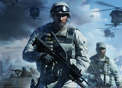 video games, Battlefield Bad Company 2 - random desktop wallpaper