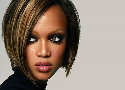 women, models, Tyra Banks - related desktop wallpaper