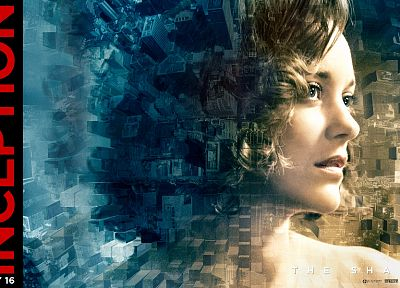 Inception, Marion Cotillard - random desktop wallpaper