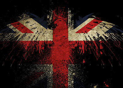 Britain, Union Jack, Union Flag - random desktop wallpaper