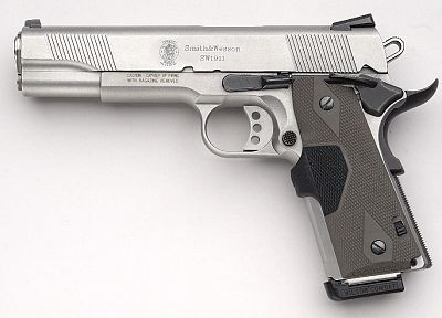 guns, weapons, M1911, .45ACP, handguns, Smith and Wesson - random desktop wallpaper