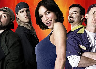 Clerks, Rosario Dawson - random desktop wallpaper