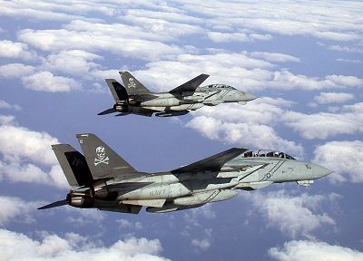 aircraft, F-14 Tomcat - desktop wallpaper