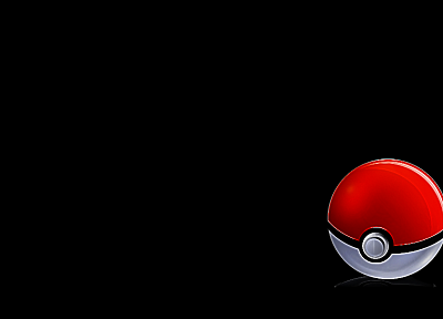 Poke Balls, simple background - random desktop wallpaper