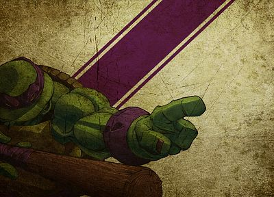 Teenage Mutant Ninja Turtles, donatello - desktop wallpaper
