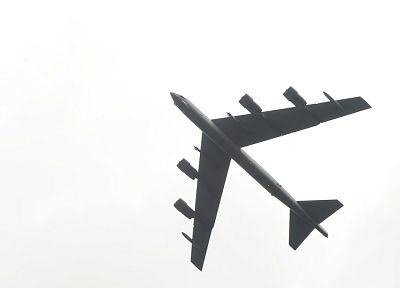 aircraft, B-52 Stratofortress - random desktop wallpaper