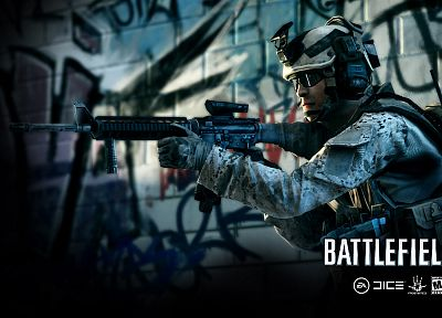 video games, Battlefield 3 - related desktop wallpaper