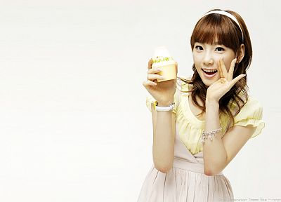 women, Girls Generation SNSD, celebrity, Kim Taeyeon, bangs - related desktop wallpaper