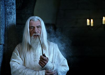 Gandalf, The Lord of the Rings, Ian Mckellen, The Return of the King - random desktop wallpaper