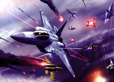aircraft, Ace Combat, vehicles - desktop wallpaper