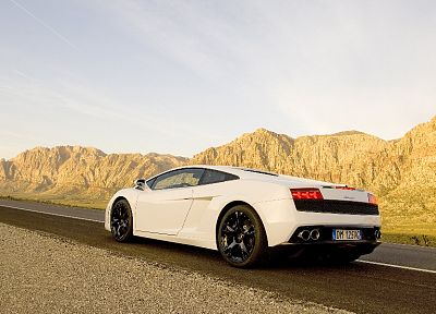 cars, Lamborghini Gallardo - random desktop wallpaper