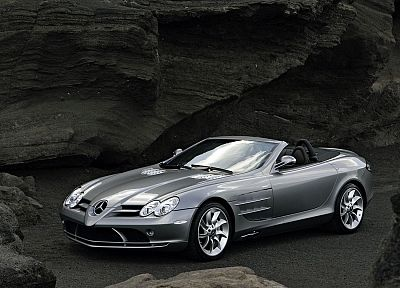 cars, roadster, Mercedes-Benz, Mercedes-Benz SLR McLaren - related desktop wallpaper