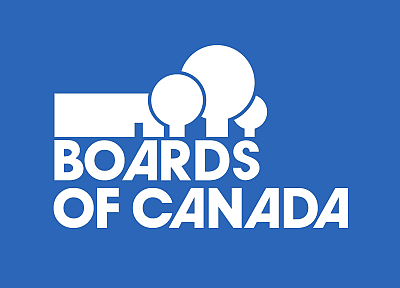 minimalistic, Boards of Canada, blue background - desktop wallpaper
