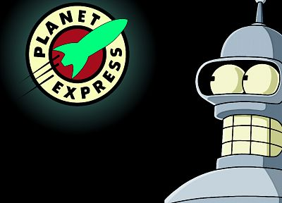 Futurama, Bender - desktop wallpaper