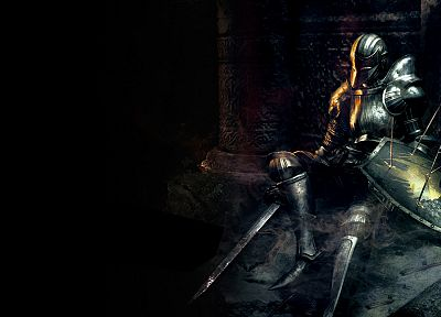 video games, demons, fantasy art, Demon's Souls - random desktop wallpaper