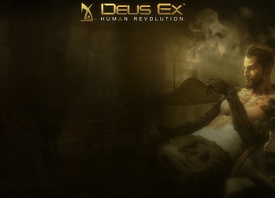 video games, Deus Ex, revolution, human - random desktop wallpaper