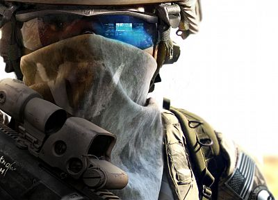 soldiers, video games, Ghost Recon - random desktop wallpaper