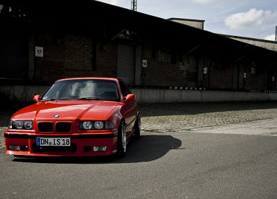 BMW, cars, BMW E36 - random desktop wallpaper