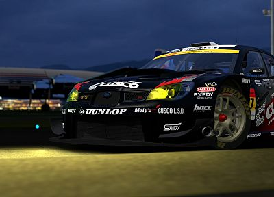 video games, cars, vehicles, Subaru Impreza, Gran Turismo 5, Playstation 3, JDM Japanese domestic market, Subaru Impreza WRX STI - related desktop wallpaper