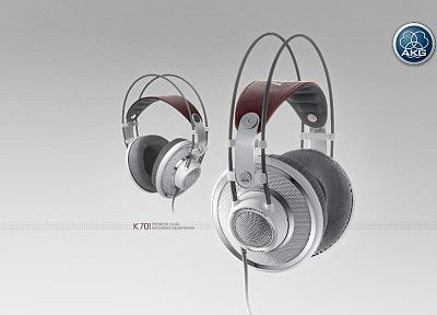 headphones, music, AKG Acoustics, AKG - random desktop wallpaper