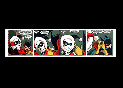 Batman, DC Comics, Harley Quinn, Batwoman, comic strip - related desktop wallpaper