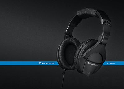 headphones, music, Sennheiser - related desktop wallpaper