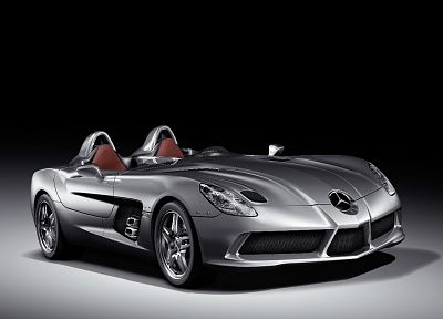 cars, vehicles, Mercedes-Benz, Mercedes-Benz SLR Stirling Moss - related desktop wallpaper